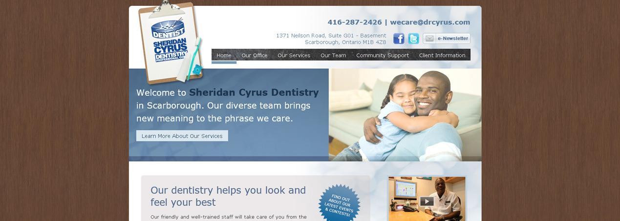 Sheridan Cyrus Dentistry